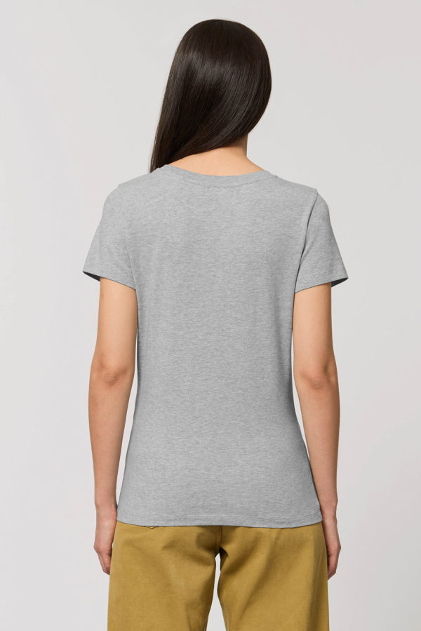 T-Shirt Proud Member grey back