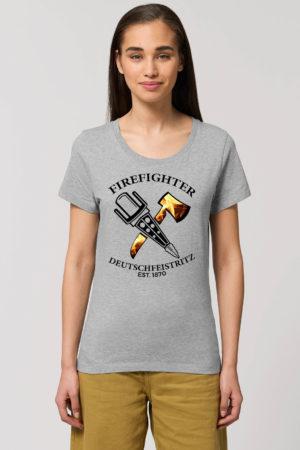T-Shirt Crossed Tools grey demo
