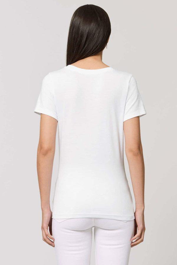 T-Shirt Proud Member white back