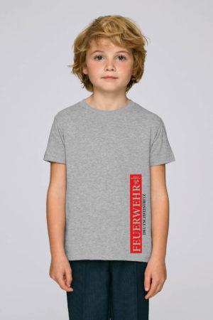 T-Shirt Proud Member grey demo