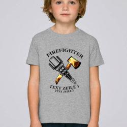 T-Shirt Crossed Tools grey