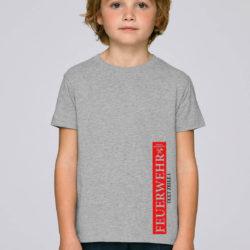 T-Shirt Proud Member grey